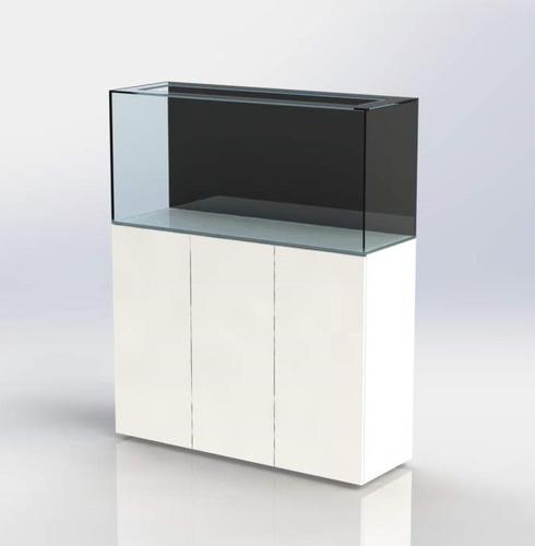 Imagen 1 de 2 de Pecera + Mueble 100x40x50
