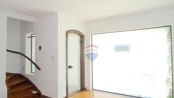 Casa Comercial 150m² 6 Ambientes Sem Vaga Em Pinheiros - Ca0038