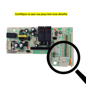Placa Microondas Midea Grill 25l 94v-0 E173873 Mtag31 Mtag32