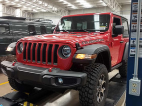Jeep Wrangler 3.7 Rubicon 3.6 4x4 At 2019