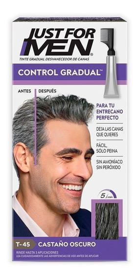 Just For Men Control Gradual Para Cubrir Algunas Canas