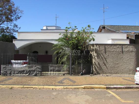 Casa Para Aluguel, 3 Quartos, 3 Vagas, Jardim Girassol - Americana/sp - 10736