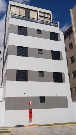 Apartamento Com Área Privativa Com 2 Quartos Para Comprar No Castelo Em Belo Horizonte/mg - 3192