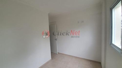 Apartamento Em Condomínio Para Venda No Bairro Demarchi, 2 Dormitórios, 1 Vaga, 49 M² - 6836