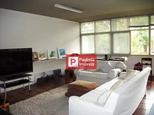 Casa Residencial À Venda, Jardim Marajoara, São Paulo. - Ca0808