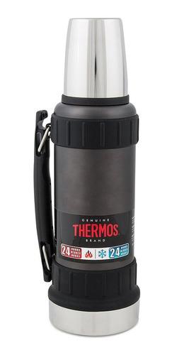 Termo Thermos 1.2 Litros Acero Inoxidable 24 Hs Work Bottle