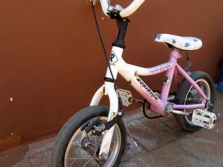 Bicicleta Niña Rodado 14