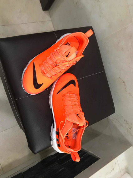 Nike Fn Naranjas