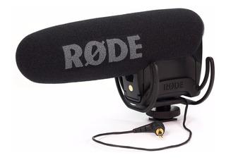 Micrófono Rode Videomic Pro Direccional Para Cámara - Cuotas