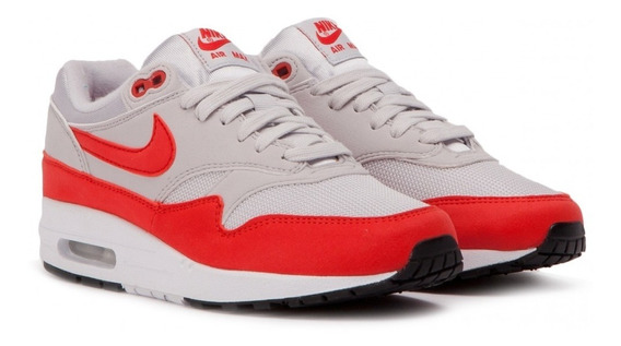 Zapatillas Nike Air Max 1 Habanero Red Dama
