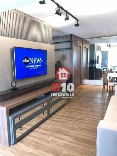 Apartamento À Venda Por R$ 750.000,00 - Centro - Criciúma/sc - Ap2880