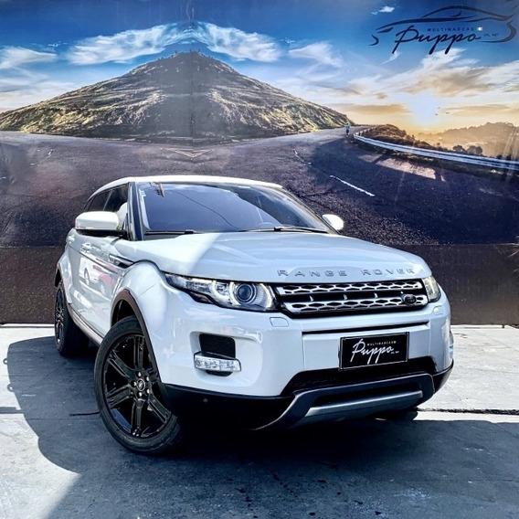 Range Rover Evoque Prestige Tech 2.0 - Teto Panorâmico