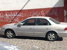 Honda Accord 2.4 Ex-r Sedan L4 Tela Abs Cd Mt 1999
