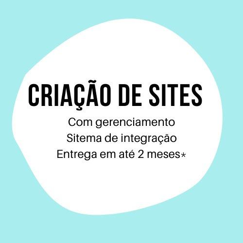 Criação De Sites Profissionais, Com Artes E Vetores.
