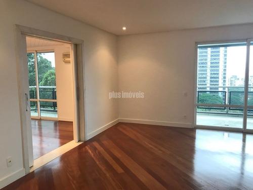 Imagem 1 de 15 de Apartamento Para Locação No Bairro Santo Amaro Em São Paulo - Cod: Pj52056 - Pj52056
