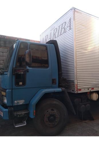 Imagem 1 de 15 de Ford Cargo 1215