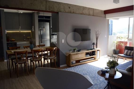 Apartamento- Venda - 1 Dormitorio - Chacara Santo Antonio - 375-im132653