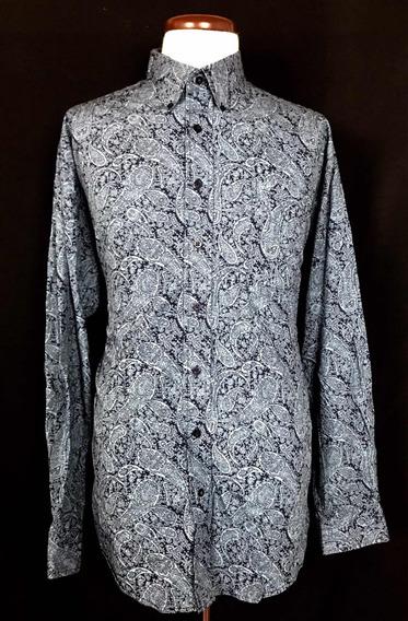 Camisa Vaquera Cinch Usa Country Algodón Special Edition
