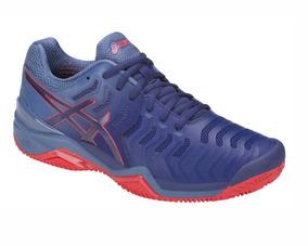 Tênis Para Jogar Tênis Asics Gel Resolution 7 Clay - Novo