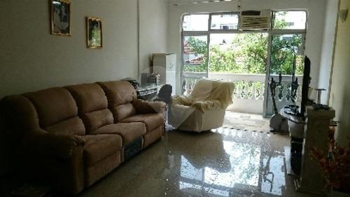 Gonzaga Com 3 Dorm + Dependência Completa - Prédio Com Elevador - 271-im133930
