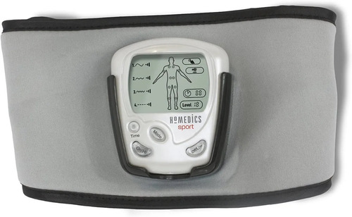 Faja De Electrodos Abdominal Homedics Hst200