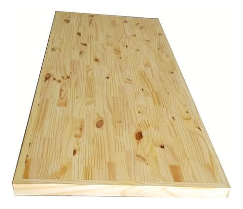 Tampo De Mesa E Balcão De Madeira Reciclada  70x70cm Super Bonito E Resistente, Decoração Sustentavel Para Seu Ambiente