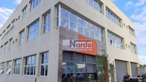 Excelente Sala Comercial Para Locação, Avenida Norte Sul Em Bragança Paulista. - Sa0007