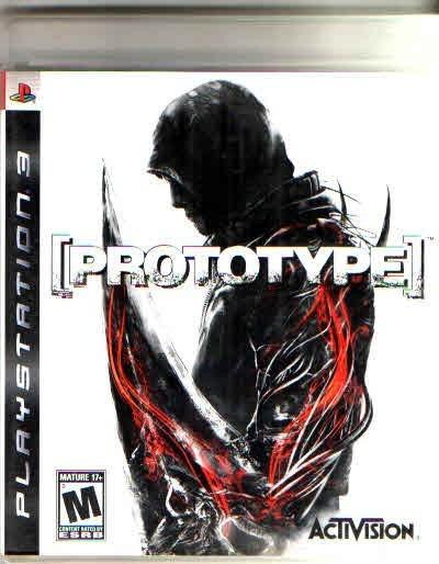 Prototype Midia Fisica Play 3 -original- Completo