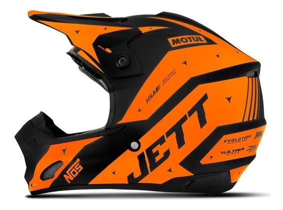 Capacete Motocross Pro Tork Jett Evolution 2