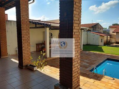 Casa Com 4 Dormitórios À Venda Por R$ 1.050.000 - Cidade Universitária - Campinas/sp - Ca0954