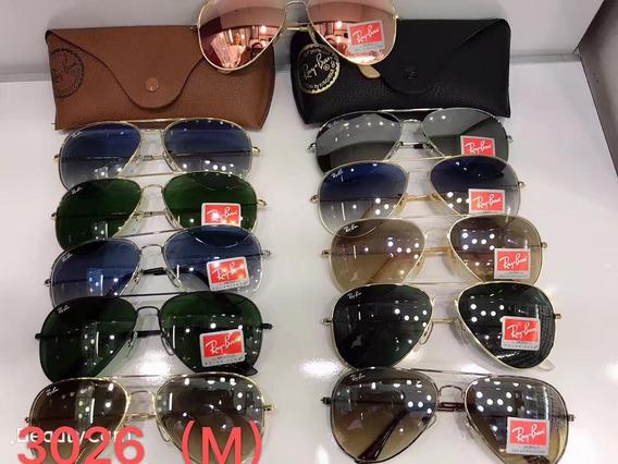 Oculos De Sol Ray Ban 100% Original