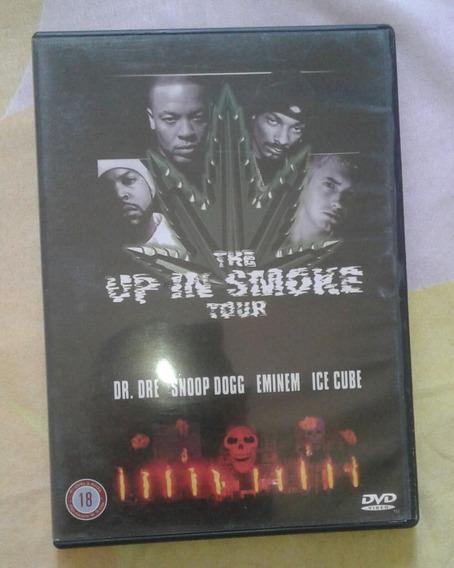Dvd The Up Smoke Tour/ Hip Hop Original Concervado