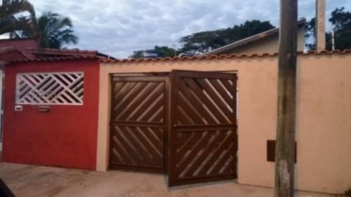 Imagem 1 de 5 de Casa No Litoral Em Itanhaém/sp - Ca027 Lc