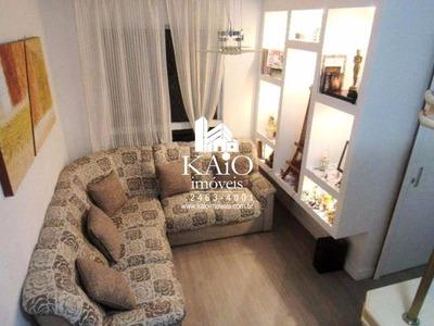 Apartamento Residencial À Venda, Ponte Grande, Guarulhos. - Ap0845