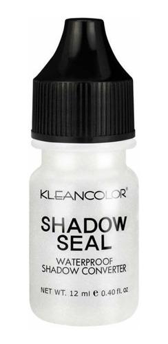Imagen 1 de 8 de Kleancolor Shadow Seal Primer Ojos Contra Agua Realza Color
