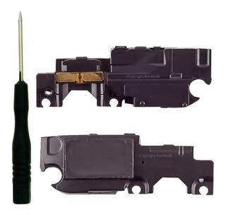 Alto Falante Campainha Zenfone 2 Laser Ze550kl Z00ld + Chave