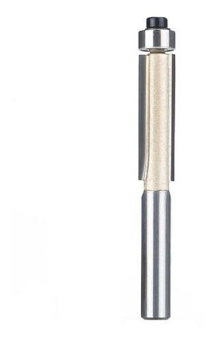 Imagem 1 de 5 de Fresa Reta C/ Rolamento 6mm X 5/16 P/ Rebaixo / Formica