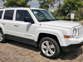 Jeep Patriot 2.4 Limited 2014