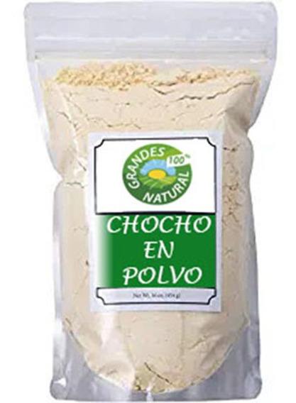 Chocho Pulverizado Harina De Chocho 250 G