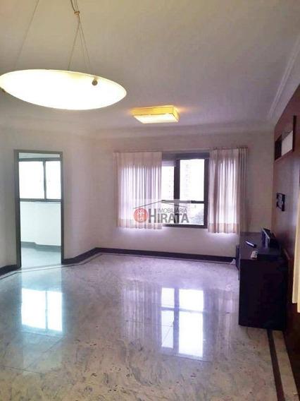 Apartamento Com 4 Dormitórios À Venda, 166 M² Por R$ 720.000 - Cambuí - Campinas/sp - Ap2276