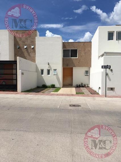 Casa En Renta En Rincón Del Pilar