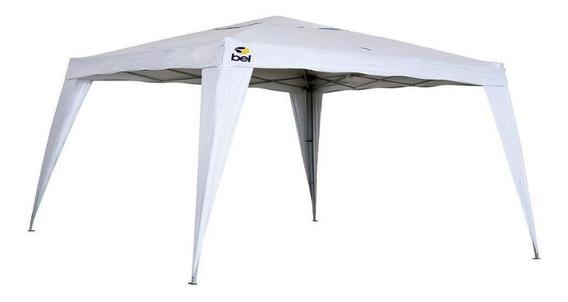 Tenda Bel Fix Gazebo 3x3 Dobrável - Branco