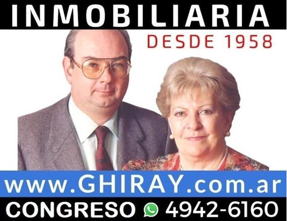 2 Amb. Balvanera, Av. Rivadavia 2900.