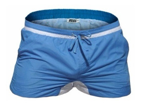 Shorts Toot - Azul Aço