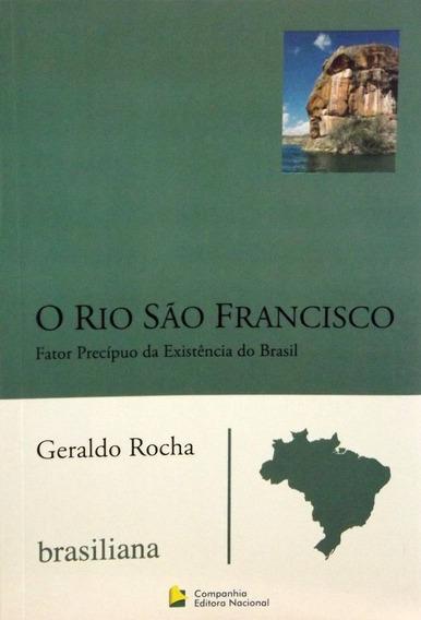 Livro Rio São Francisco - Geografia + Brinde