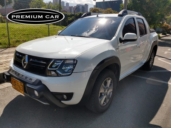 Renault Duster Oroch 2.0 Mecánica