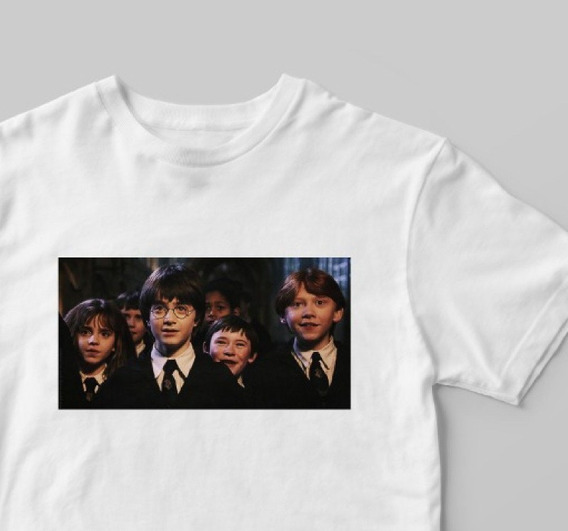Camiseta Harry Potter & Friends