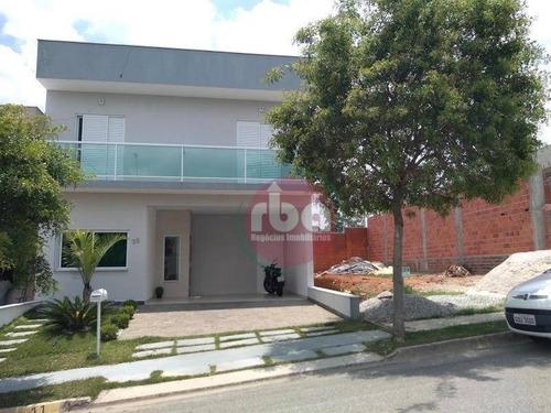 Casa Com 4 Dormitórios À Venda, 174 M² Por R$ 670.000,00 - Condomínio Terras De São Francisco - Sorocaba/sp - Ca2044