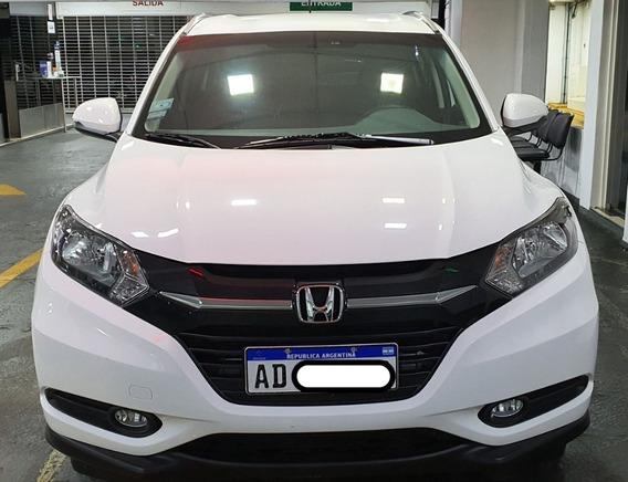 Honda Hrv Ex-l At Nueva, 3m En Garantía 2 Años Unico Dueño