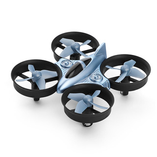 Mini Dron Xk Q808 2.4g De 6 Ejes C/mantenimiento De Altitud